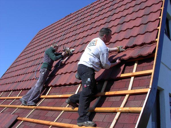 Metalldach-Blechdach-Dach-Systeme 30 Jahre Garantie AeroDek