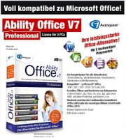 Ability Office V7 Professional