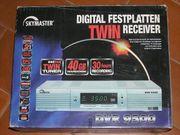 Skymaster DVR 9500 Twinreceiver digitale