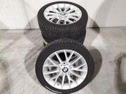 BMW 1er Alu Winterräder von