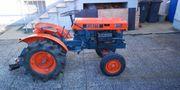 kubota b6000 Kleintraktor traktor schlepper