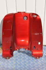 Piaggio Hexagon EXS Innenverkleidung rot