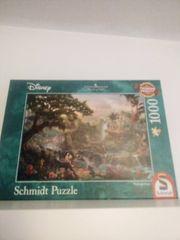 Disney Thomas Kinkade Puzzle Dschungelbuch
