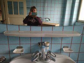 Bad, Einrichtung und Geräte - Lampe für Badezimmerspiegel