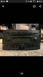 Original Smart CD Autoradio A4518202879