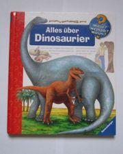 Wieso Weshalb Warum Buch Dinosaurier