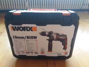Bohrmaschine Worx WX 318 Nagelneu
