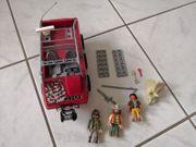 Playmobil PM4844 Schatzsucher-Amphibientruck mit Großwildjäger