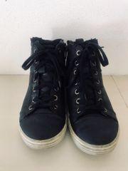Ecco GoreTex Sneaker Gr 33