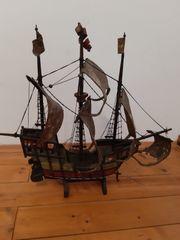 Schiffsmodell ca 650 lang 580