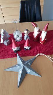 schöne Weihnachtsfiguren