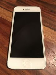 Weisses iphone 5 GB 16
