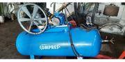 Kompressoranlage 3Kolbenkompressor