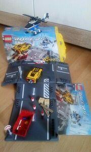 LEGO Race Tracks -gelb- 4