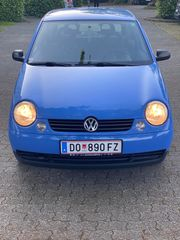 VW Golf lupo scheckheftgepflegt