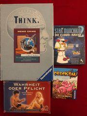 Think - Star Munchkin 2 - Wahrheit