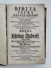 Bibel Messbibel Biblia Sacra von