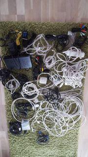 Receiver und div Kabel
