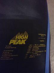 Mumienschlafsack bis - 10 Grad C