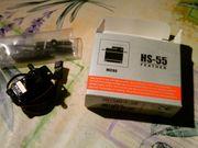 Hitec Mini-Servo HS-55 NEU - UNBENUTZT