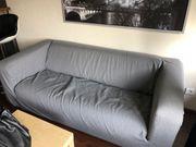 Couch Sofa mit 2 Überzügen