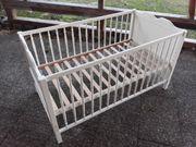 Gitterbett Kinderbett