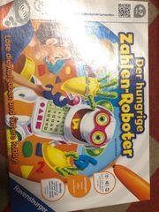 Tip toi Zahlen Roboter spiel