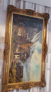 Gemälde Rohr-Hecker