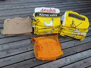 Futtersäcke Getreidesäcke Papiersäcke 25 kg