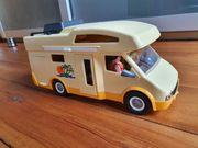 Playmobil Campingwagen