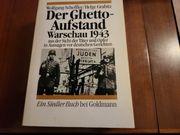 Buch Der Ghetto Aufstand Warschau