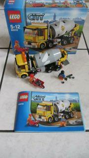 LEGO 60018 LEGO City Betonmischer