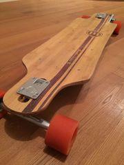 Evolve Bamboo Street Longboard top