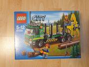 Lego Holztransporter 60059