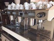 Kaffeemaschine Siebträger 3 gruppig Astoria