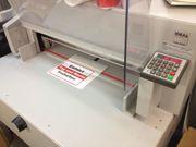 Stapelschneider Ideal 6550 - 95EP Papierschneider