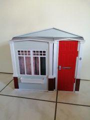 Barbiehaus klappbar mit Zubehör