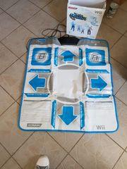 Wii Tanzmatte von Konami