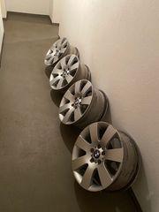 Original BMW Alufelgen