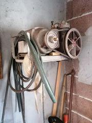 alter Kompressor