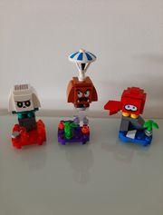 LEGO SUPER MARIO FIGUREN