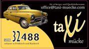 Taxilenker in
