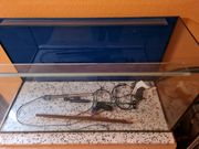 Aquarium Meerwasseraquarium Zubehör 100x40x50 200l