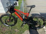 Top Zustand Rotwild E-mountainbike Fully