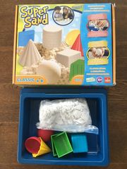 Supersand für Kinder zum Spielen