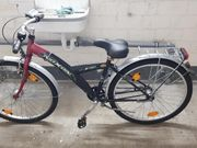 Fahrrad mit Nabendynamo 26 Zoll