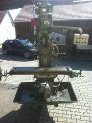 Fräsmaschine Universalfräsmaschine Bridgeport BR2J2