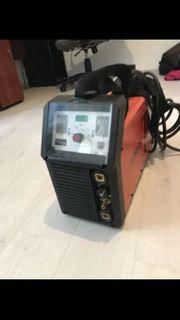 AC DC-Schweißgerät WIG Lorch T220