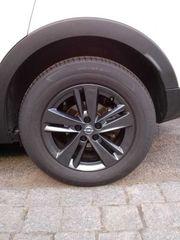 Opel Alufelgen mit Michelin Reifen
