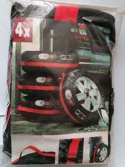 Reifentragetaschen - Wheels Cover 4er- Set